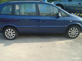 Opel Zafira A, 2002m.