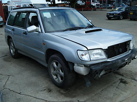 Subaru Forester I Turbo automatic