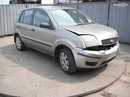 Ford Fusion, 2004г.
