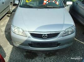 Mazda 323F III Europa Dyzelis, 2001m.