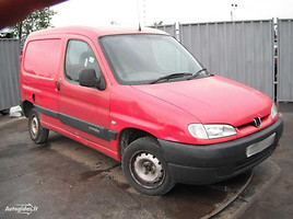 Citroen Berlingo I, 2000m.
