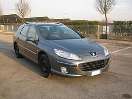 Peugeot 407 SW, 2006m.