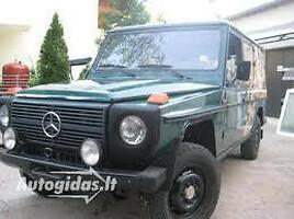 Mercedes-Benz G Klasė   Visureigis