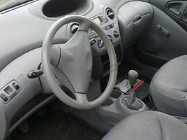 Toyota Yaris I, 1999m.