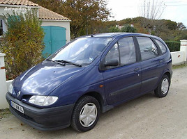 Renault Scenic I TDI, 1997m.