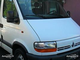 Renault Master II  Krovininis mikroautobusas