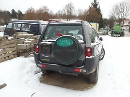 Land-Rover Freelander I Europa Dyzelis, 2002m.