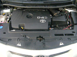 Toyota Auris, 2008m.