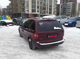 Chrysler Grand Voyager III, 2002г.