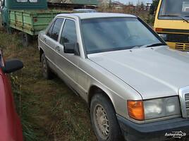 Mercedes-Benz 190   Sedanas