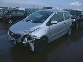Volkswagen Fox   Hečbekas