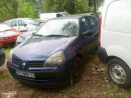 Renault Clio II, 2003m.