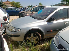 Renault Laguna II, 2002m.
