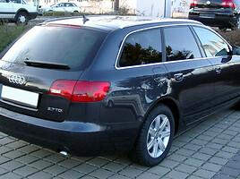 Audi A6 C6  Universalas