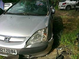 Honda Civic VII, 2002m.