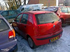 Fiat Punto II, 2001m.