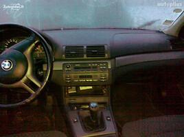 BMW 320 E46, 2000m.