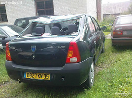 Dacia Logan I (2004-2012) , 2006m.