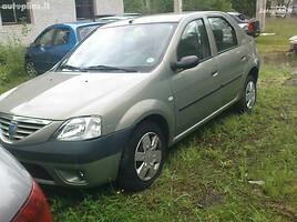 Dacia Logan I (2004-2012)   Sedanas