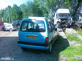 Citroen Berlingo I, 2004m.