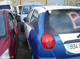 Chevrolet Matiz   Hečbekas