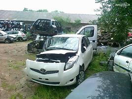 Toyota Yaris II, 2009m.
