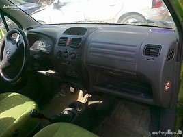 Opel Agila A, 2001m.