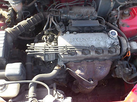 Honda Civic VI, 1999m.