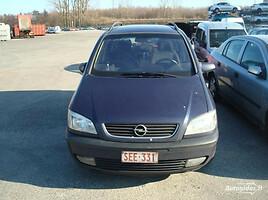 Opel Zafira A 74kw , 2001m.