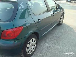 Peugeot 307 I HDI 1.4 2.0, 2002m.