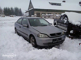 Opel Astra I, 2001m.