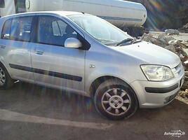 Hyundai Getz, 2004m.