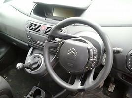 Citroen C4 Grand Picasso I, 2007y.