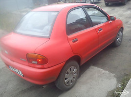 Mazda 121  , 1993m.