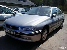 Peugeot 406, 2002m.