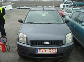 Ford Fusion  Europa Dyzelis Hečbekas