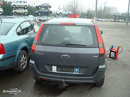 Ford Fusion Europa Dyzelis, 2005m.