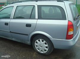 Opel Astra II DTI, 2003m.