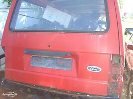 Ford Econovan   Vienatūris
