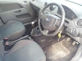 Ford Fiesta Mk6, 2003m.