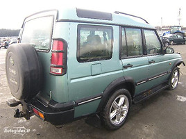 Land-Rover Discovery II