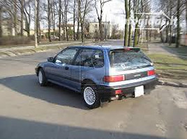 Honda Civic IV, 1988y.