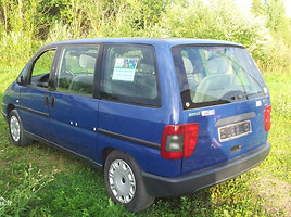 Fiat Ulysse  Europa 2,0 16VHDI Vienatūris