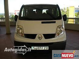 Renault Trafic   Keleivinis mikroautobusas