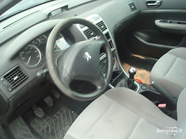 Peugeot 307 I Euro 1,4 1.6 2,0HDi, 2003m.