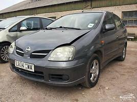 Nissan Almera Tino, 2004m.