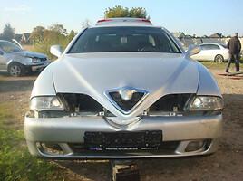 Alfa-Romeo 166   Sedanas