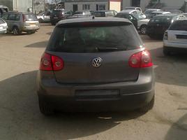 Volkswagen Golf V, 2008m.
