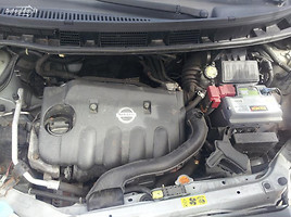 Nissan Note, 2006m.