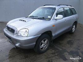 Hyundai Santa Fe I  Visureigis